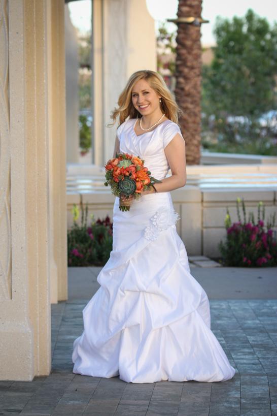 Gilbert AZ Temple Wedding Photography