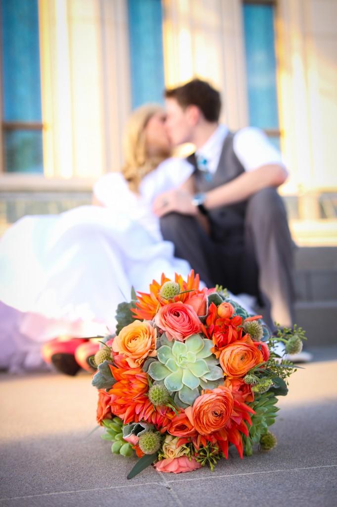 Wedding Flowers Gilbert Temple