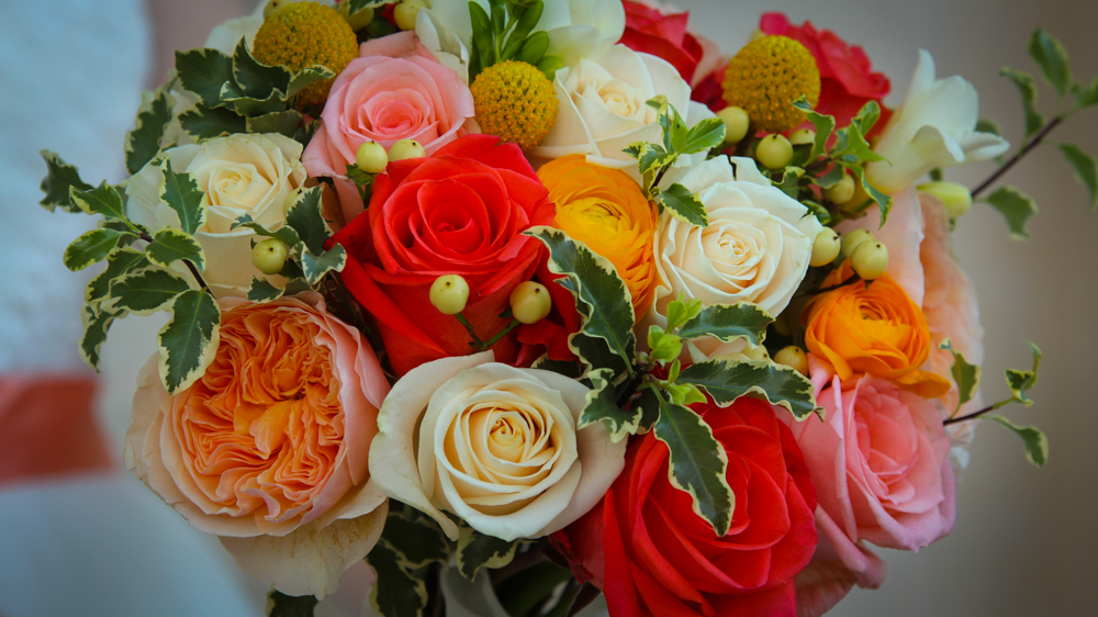 Gilbert Temple Flowers
