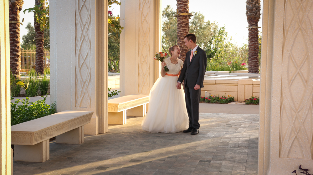 Gilbert Temple Bride