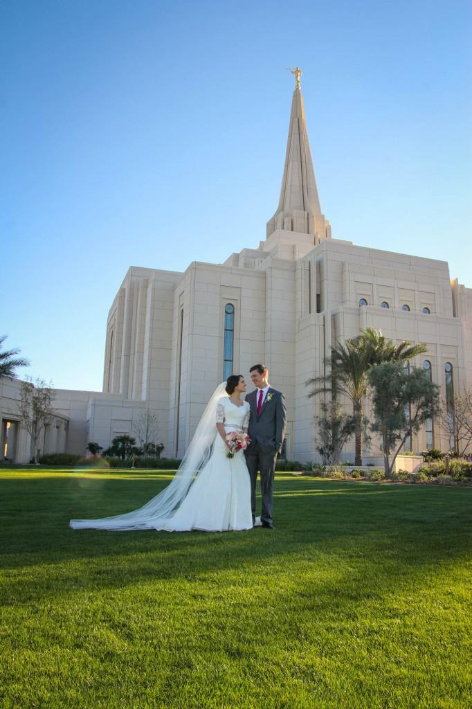 LDS Wedding Photographer