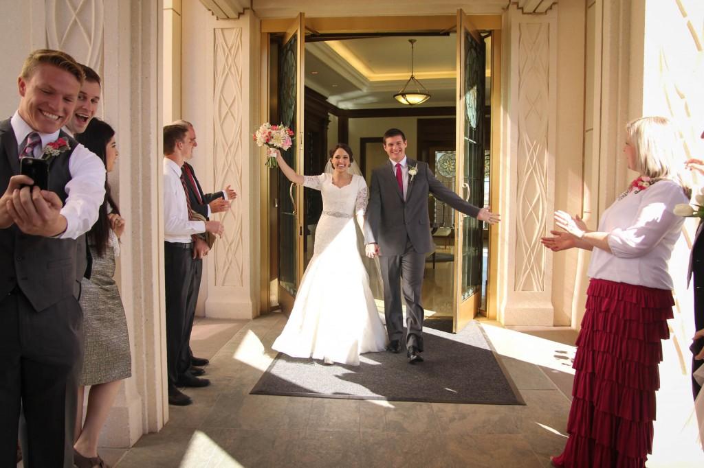 LDS Gilbert Wedding Photos