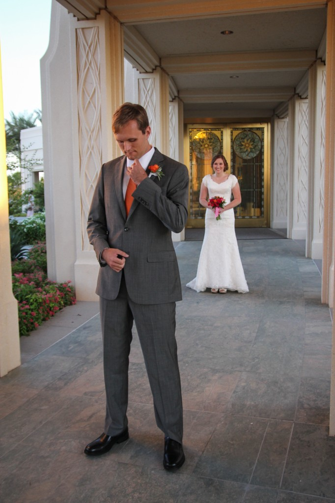 LDS Bridals Gilbert Temple