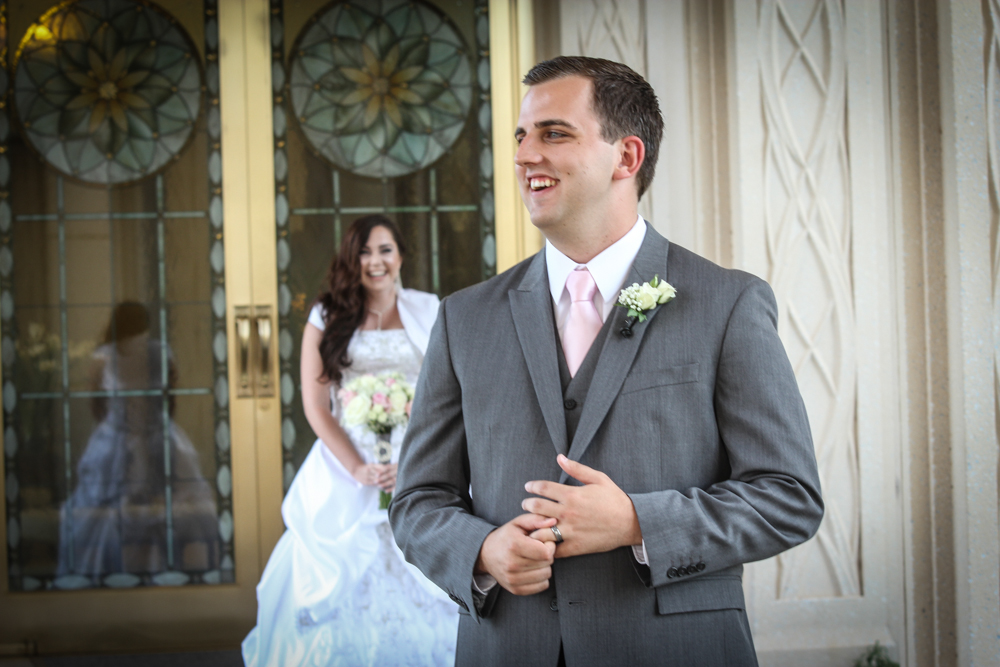 Gilbert Temple Wedding Photo-1